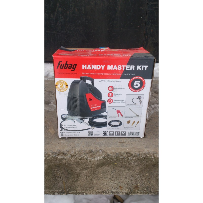 Fubag HANDY MASTER KIT