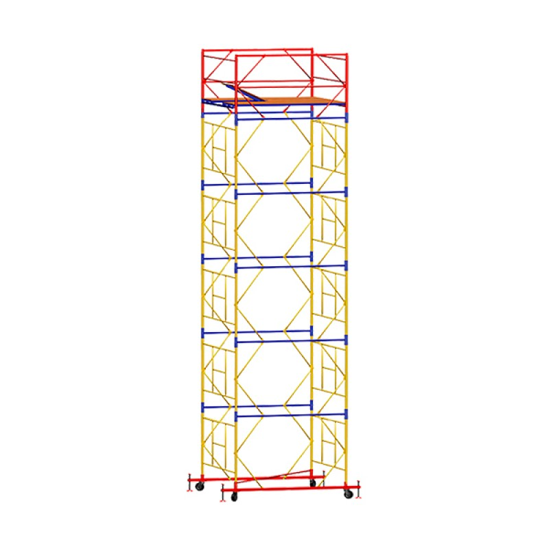 Вышка-тура стальная ВСП 250/1,2; б/блок+5