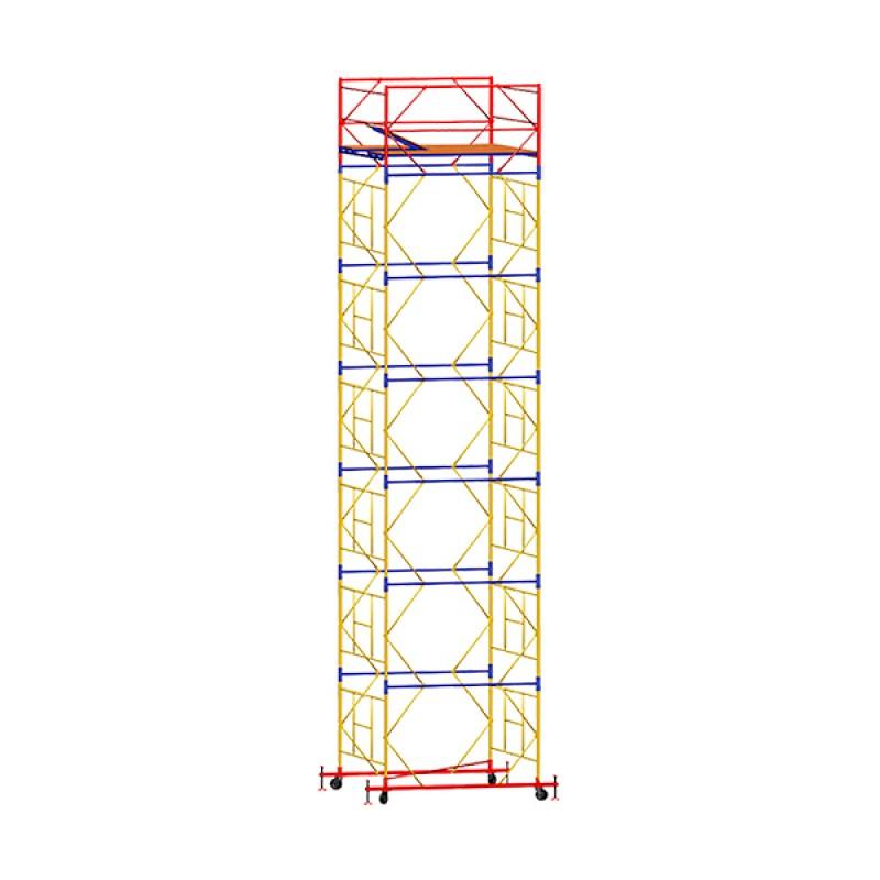 Вышка-тура стальная ВСП 250/1,2; б/блок+6