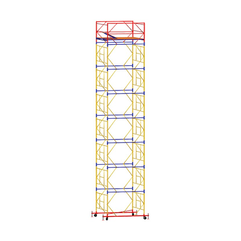 Вышка-тура стальная ВСП 250/2.0; б/блок+7