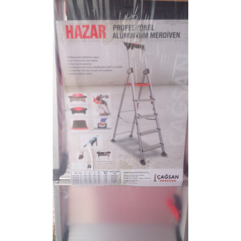 Cagsan Hazar AO118-104, Турция