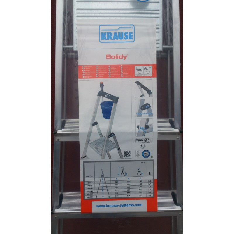 Krause Solidy 126238