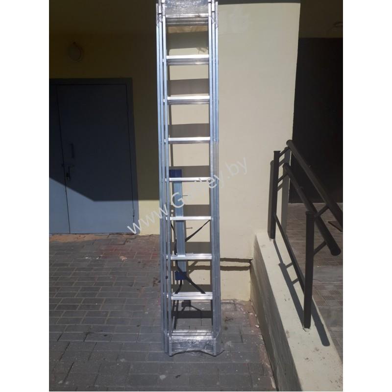 Stairs AL309, Россия